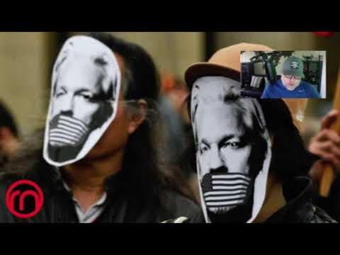 17 Cargos criminales contra Assange