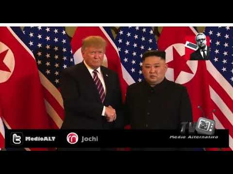 Donald Trump remarcó que aún confía en el dictador Kim Jong-un