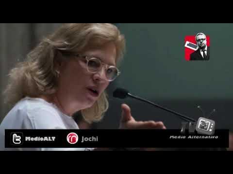Josefa González Blanco renunció a su cargo en Semarnat