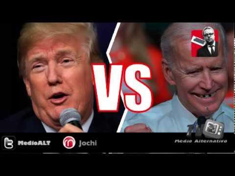 Trump critica a Joe Biden en Twitter