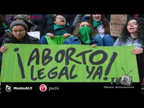 México aprueba el aborto legal
