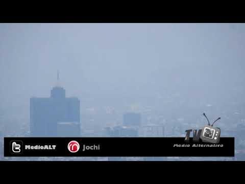 Clases se reanudan tras mejora del aire en Ciudad de México