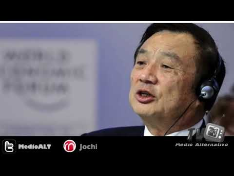 Fundador de Huawei dijo que Estados Unidos