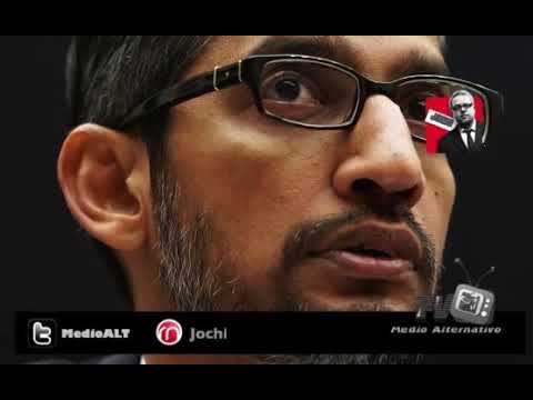 Sundar Pichai, defiende la censura de YouTube