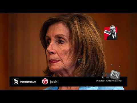 Nancy Pelosi acepta el Proyecto de Ley de Financiamiento para Migrantes del Senado