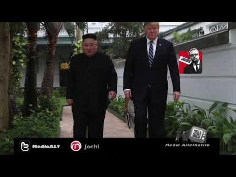 Donald Trump ofreció a Kim Jong-un otra reunión