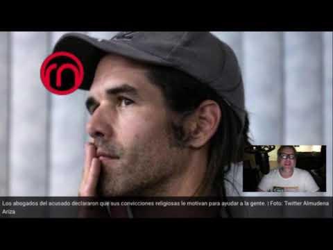 Activista estadounidense es condenado por dar agua