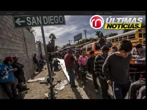Migrantes no quieren trabajar en Mexico
