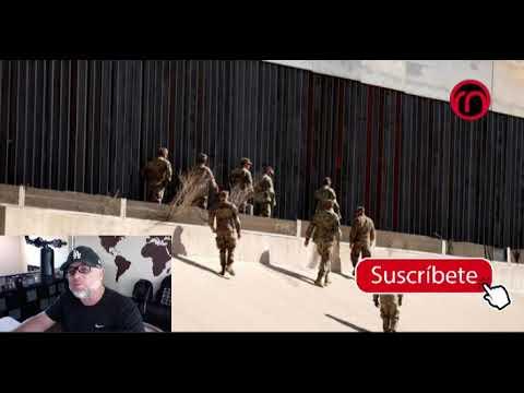 EEUU enviará 2.100 soldados a la frontera con México