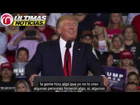 """""""¡Envíala de vuelta!"""":De los seguidores de Trump"""