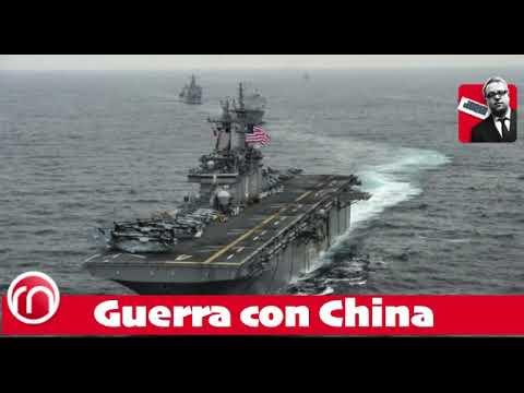 China advierte que está lista para guerra con EEUU por Taiwán