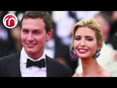 Congreso Investiga a Ivanka Trump y su esposo