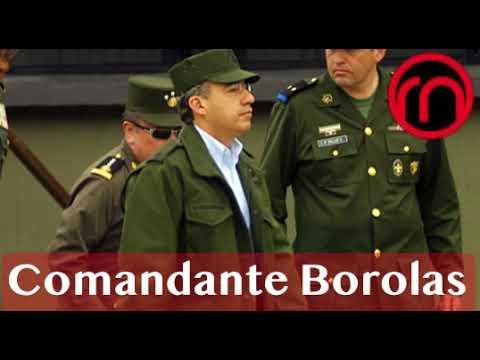 Comandante Borolas