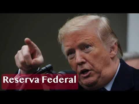 Donald Trump pidió a la Reserva Federal que baje la tasa de interés