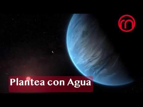 Científicos descubrieron agua en el planeta fuera del Sistema Solar