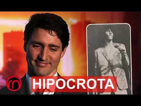 Justin Trudeau racista