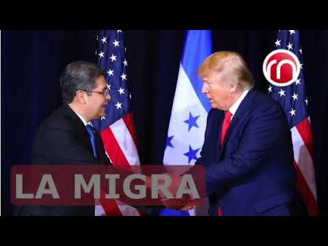 EEUU  y Honduras firmaron un acuerdo para limitar la inmigración