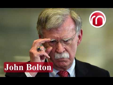 Congreso  citó a declarar al ex asesor de seguridad nacional John Bolton
