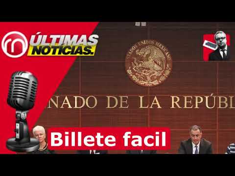 Senadores de Mex se aumentan el aguinaldo 50%