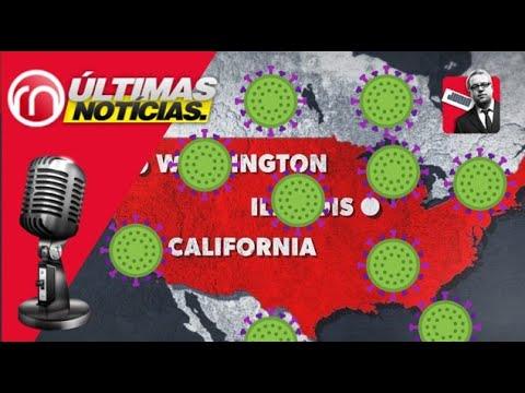 Corona Virus llega a California