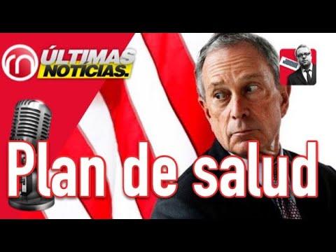 Mike Bloomberg y su gran plan de salud para USA