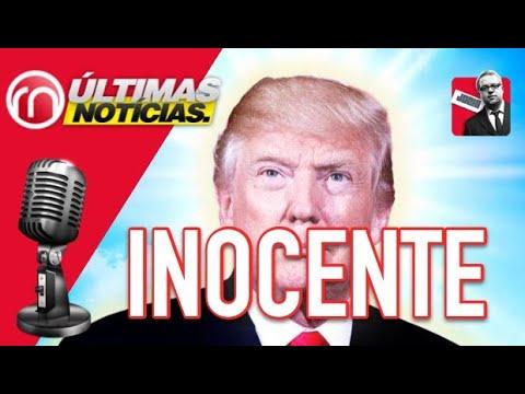 Donald Trump ABSUELTO