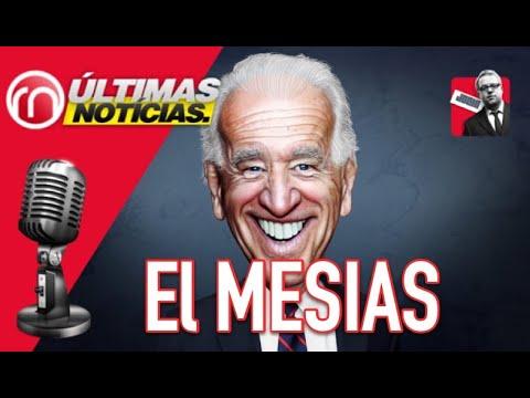 Joe Biden: El candidato Democrata que salvara al mundo de D.T.