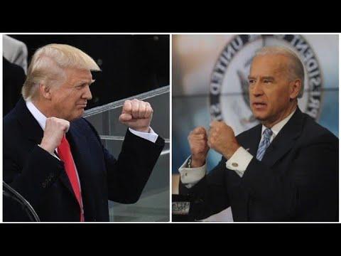 Trump y Biden mandan mensaje a Hispanos