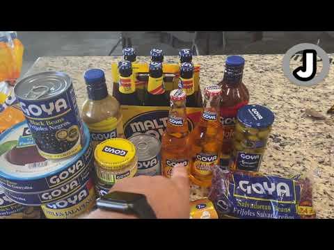 Support Goya Foods - Compra Productos Goya