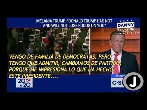 Muchos Democratas votaran por Trump.